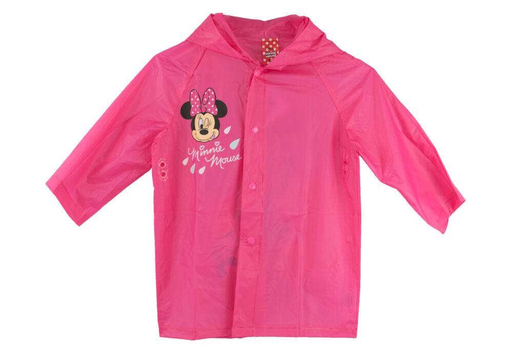 bb5a658192 Minnie pink esőkabát - DISNEY - Babaruha, gyerekruha webáruház - M ...