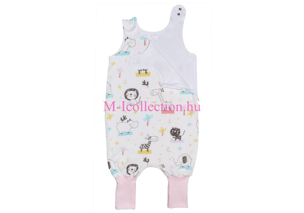 dee3021111 Téli baba állat mintás lány tipegő hálózsák-gyerekruha webáruház-m ...
