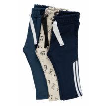 Fiú szabadidő nadrág 3 darab