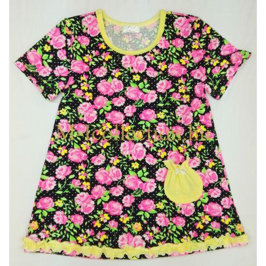 póló, mintás póló, lány póló, tunika, mintás tunika