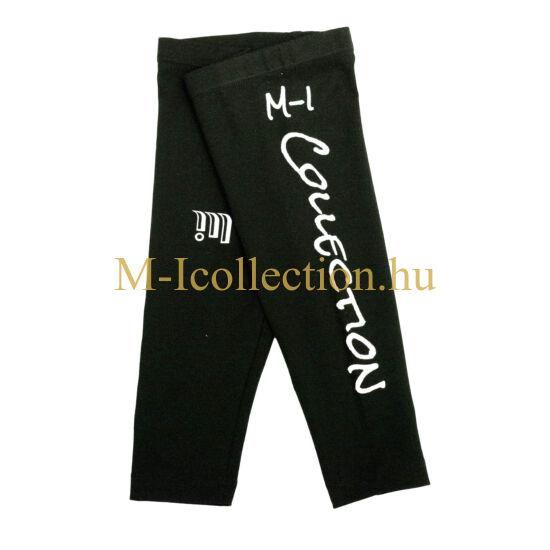 baba leggings, baba fekete leggings, baba leggings M-ICollection.hu