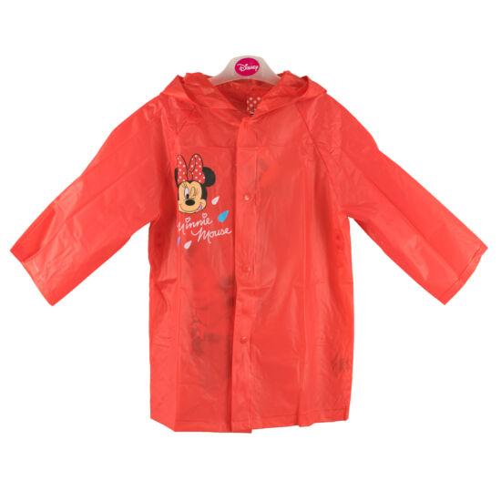 Minnie piros esőkabát