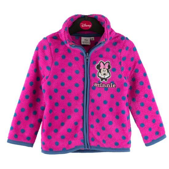 Minnie lány zippzáros pulóver